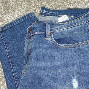 Old Navy/ Mid Rise jeans